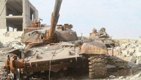 Situación en Kobani - Sputnik Mundo