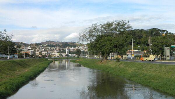 Rio Paraibuna - Sputnik Mundo