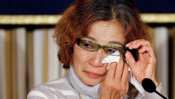 Junko Ishido, madre de Kenji Goto - Sputnik Mundo