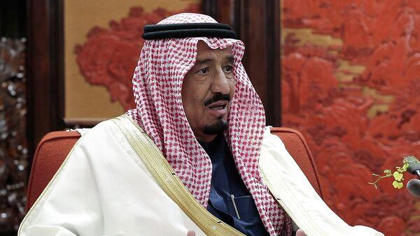 Salmán, hermano del fallecido rey Abdalá - Sputnik Mundo