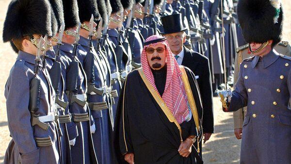 El sexto rey de Arabia Saudí y sus herederos - Sputnik Mundo