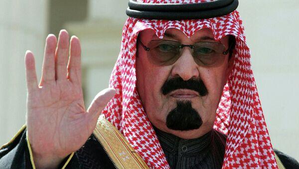 Abdalá bin Abdelaziz al-Saud - Sputnik Mundo