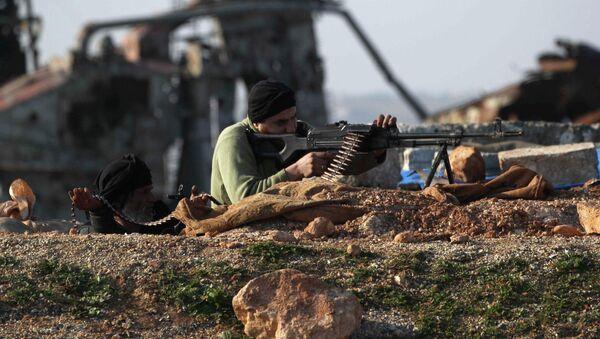 Algunas ONG denuncian un elevado número de muertos en los últimos días en Siria - Sputnik Mundo