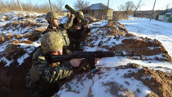 Al menos cinco muertos por los bombardeos contra la localidad de Gorlovka - Sputnik Mundo