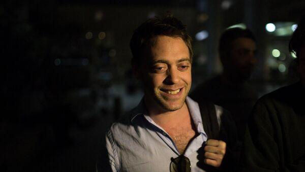 Damian Pachter, periodista argentino-israelí - Sputnik Mundo