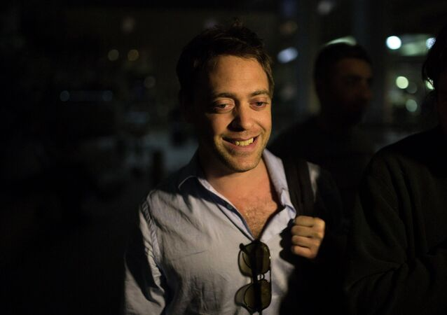 Damian Pachter, periodista argentino-israelí