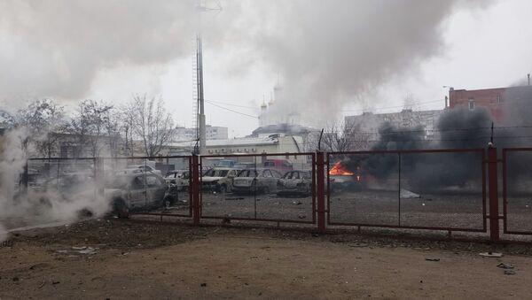 ¿Quiénes son los responsables de las 30 muertes en Mariúpol? - Sputnik Mundo
