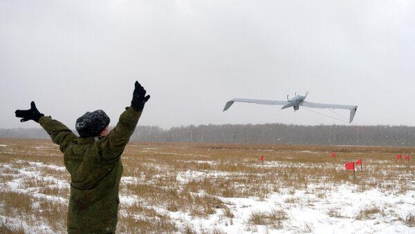Государственный центр беспилотной авиации Министерства обороны РФ - Sputnik Mundo
