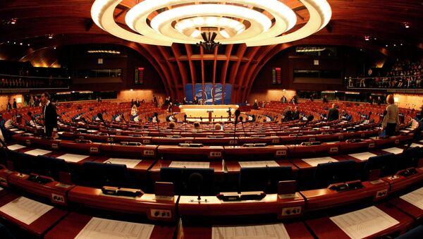 Asamblea Parlamentaria del Consejo de Europa (archivo) - Sputnik Mundo