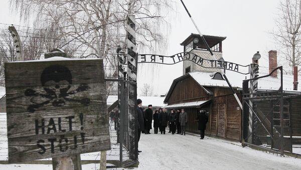KZ Auschwitz-Birkenau  - Sputnik Mundo