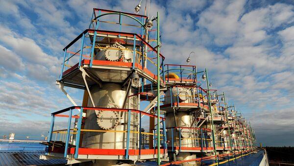 Gazprom analiza guardar el gas ruso en depósitos subterráneos de Hungría - Sputnik Mundo