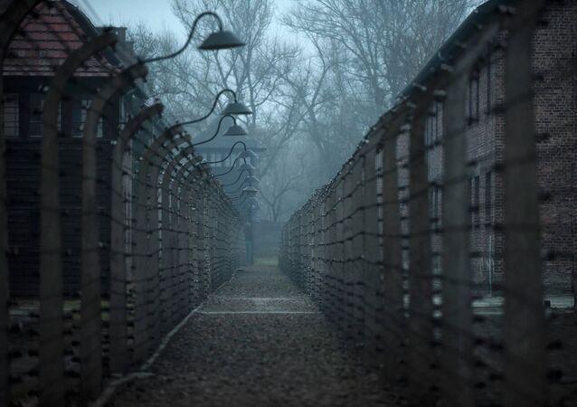 Un campo de concentración (imagen referencial)