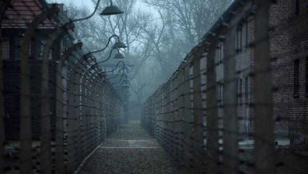Un campo de concentración (imagen referencial) - Sputnik Mundo