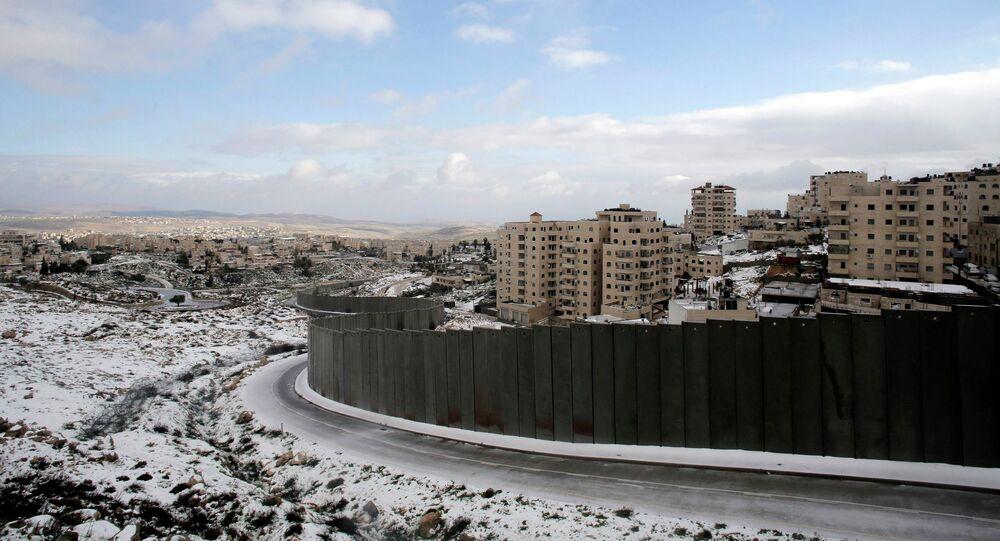 El barrio de Shuafat