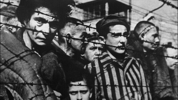 Campo de concentración de Auschwitz (archivo) - Sputnik Mundo