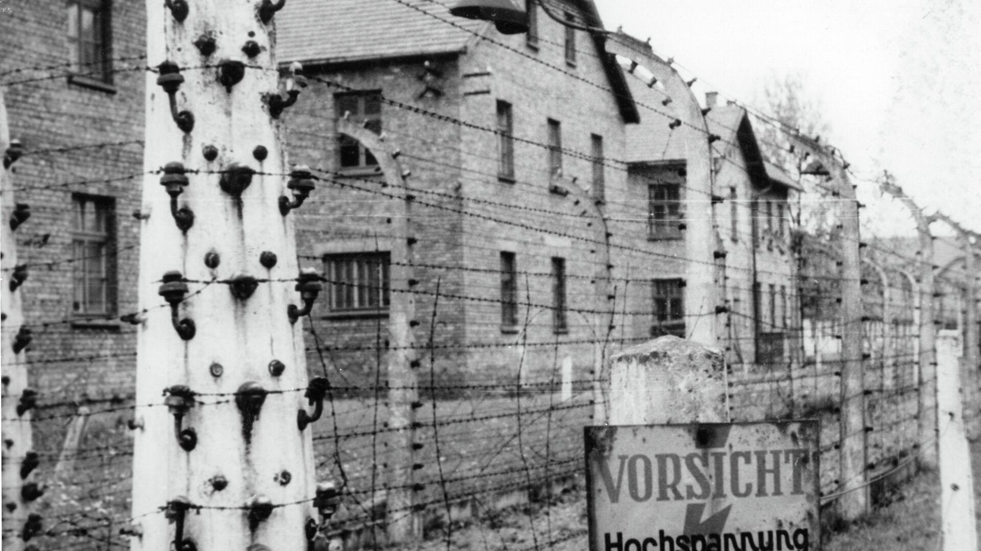 Campo de exterminio Auschwitz  - Sputnik Mundo, 1920, 30.04.2021