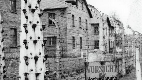 Campo de exterminio Auschwitz  - Sputnik Mundo