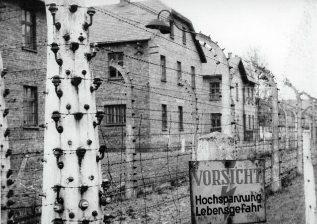 Campo de exterminio Auschwitz