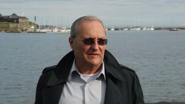 Efraím Zuroff - Sputnik Mundo