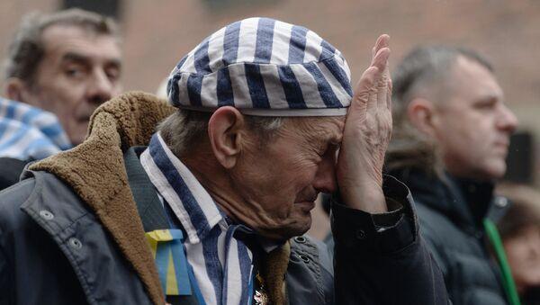 70-летие освобождения концентрационного лагеря Аушвиц-Биркенау - Sputnik Mundo