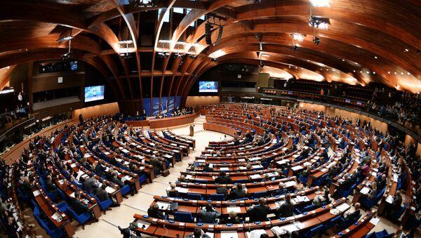 Consejo de Europa (archivo) - Sputnik Mundo