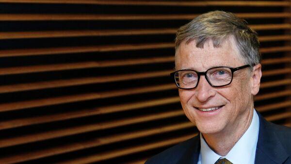 El multimillonario estadounidense Bill Gates - Sputnik Mundo