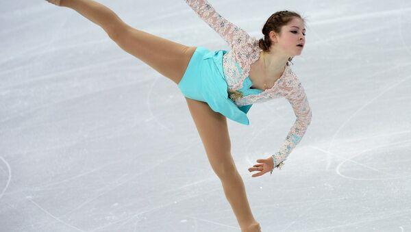 Yulia Lipnitskaya - Sputnik Mundo
