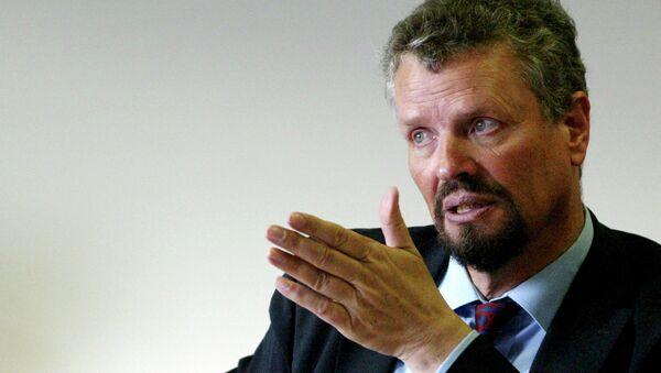 Gernot Erler, coordinador del Gobierno de Alemania para la cooperación alemana-rusa - Sputnik Mundo