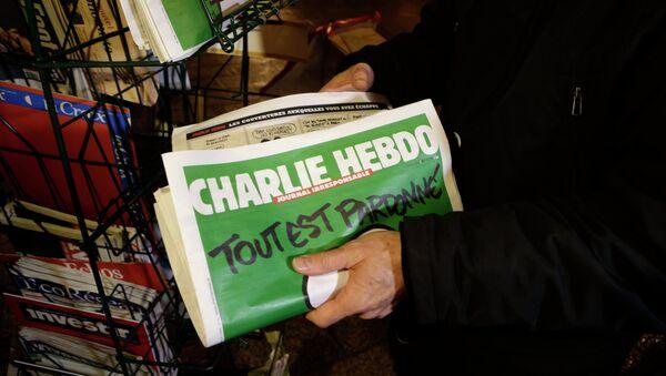 Número 1178 de Charlie Hebdo - Sputnik Mundo