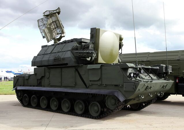 Sistema antiaéreo Tor-M1