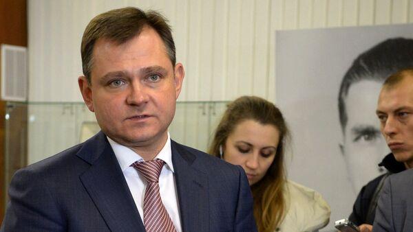 Yuri Sliusar, Corporación Aeronáutica Unida de Rusia - Sputnik Mundo