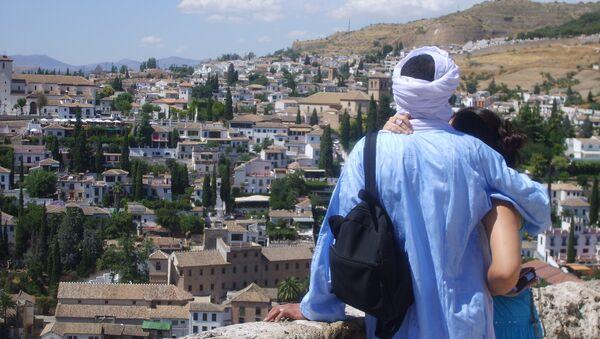 Musulmanes en Granada - Sputnik Mundo