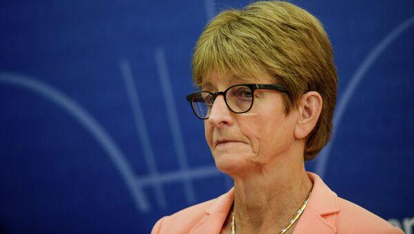 Anne Brasseur, jefa de la Asamblea Parlamentaria del Consejo de Europa (PACE) - Sputnik Mundo
