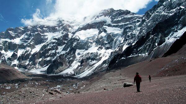 Montaña de Aconcagua - Sputnik Mundo