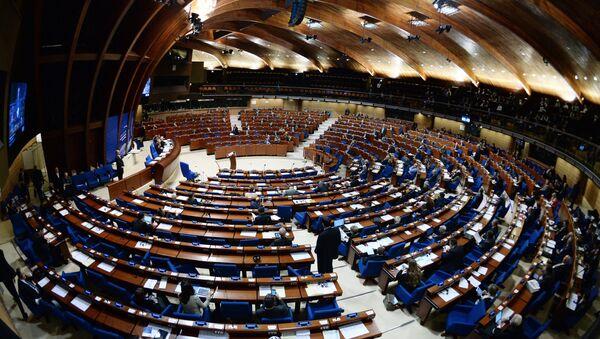 Asamblea Parlamentaria del Consejo de Europa (PACE) - Sputnik Mundo