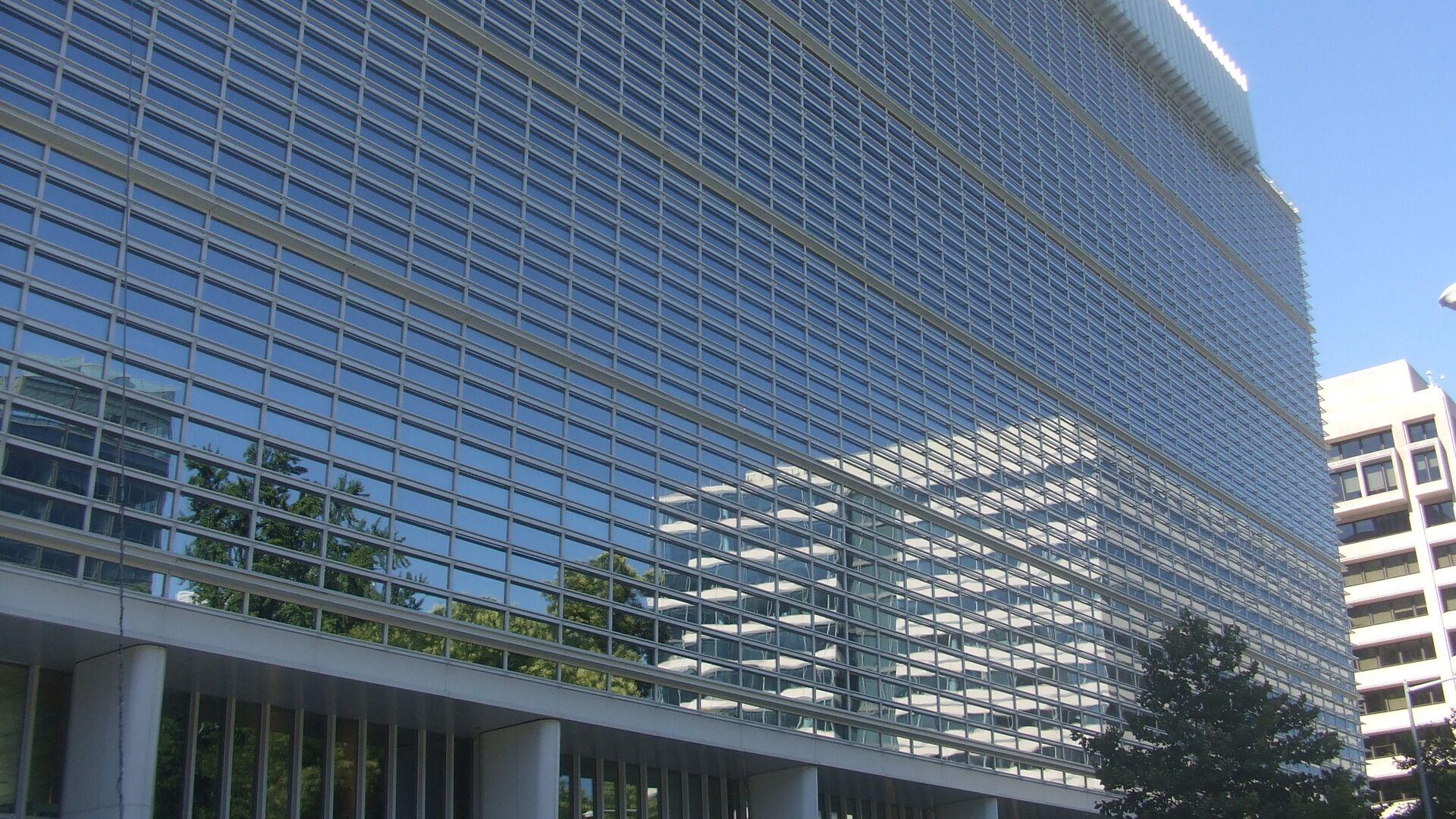 Sede del Banco Mundial - Sputnik Mundo, 1920, 30.06.2021