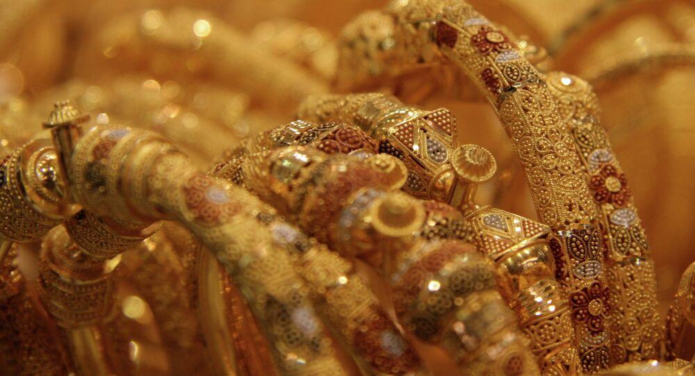 Joyas de oro
