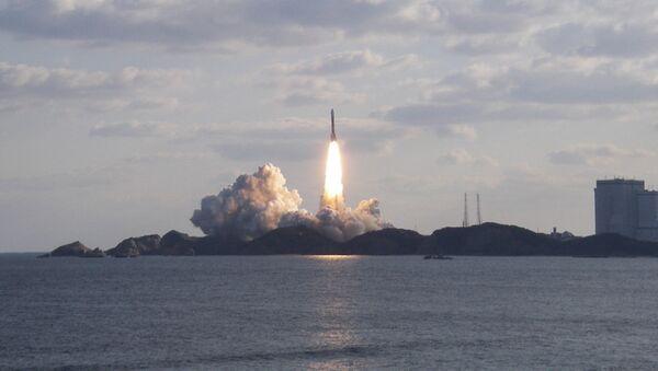 Cohete H-2A (Archivo) - Sputnik Mundo