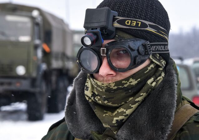 Miliciano de la República Popular de Donetsk (RPD)