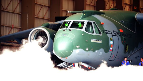 KC-390 - Sputnik Mundo