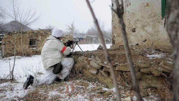 El ataque a Lugansk del 27 de enero se realizó con bombas de racimo, dice la OSCE - Sputnik Mundo