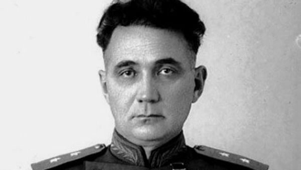 Jadji Umar Mamsurov, héroe de la URSS - Sputnik Mundo