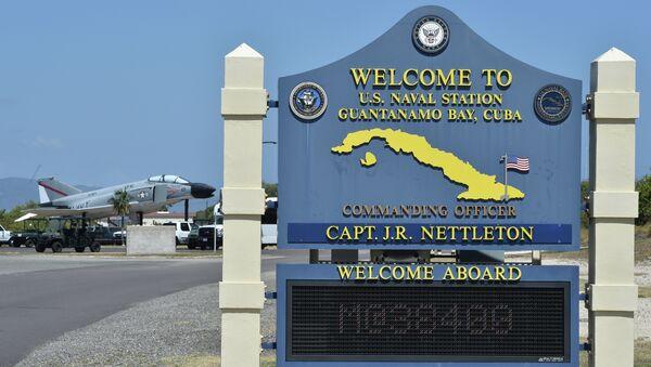 Base naval de Guantánamo - Sputnik Mundo