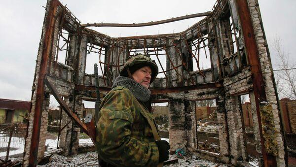 Las milicias aseguran que Uglegorsk está bajo su control - Sputnik Mundo