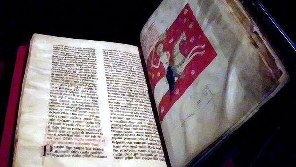 Codex Calixtinus - Sputnik Mundo