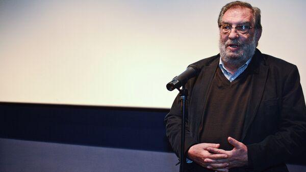 Enrique González Macho, presidente de la Academia del cine española - Sputnik Mundo
