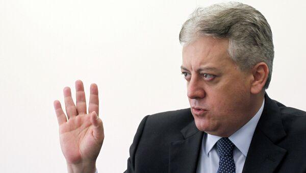 Aldemir Bendine, nuevo presidente de la petrolera Petrobras - Sputnik Mundo