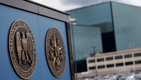 Sede de la NSA - Sputnik Mundo