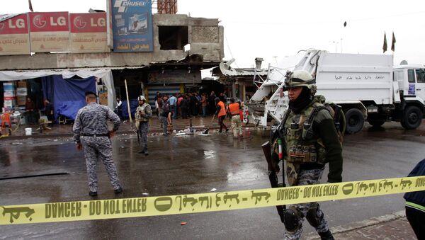 Situación en Bagdad - Sputnik Mundo