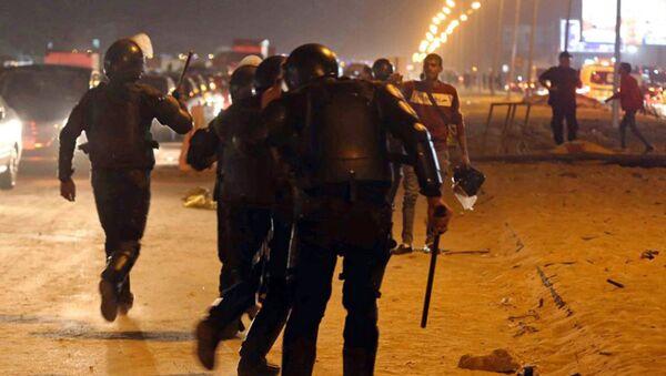 Situación en El Cairo - Sputnik Mundo